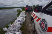 Conagua advierte riesgo de desborde del río Lerma en el Estado de México