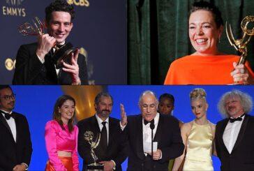 Premios Emmy 2021: Netflix, HBO Max, Amazon Prime Video y Apple TV+ arrasan con sus series