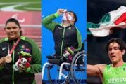 México cierra Paralímpicos con récords de medallas