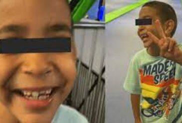 """Aidan de 6 años pide ser adoptado: """"Limpio mi habitación, lavo los platos"""""""
