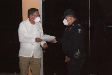 Llega militar retirado a la Comisaría de Puerto Vallarta