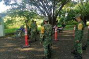 Elementos de Vialidad imparten curso a motociclistas en la 41ª Zona Militar