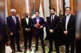 Samuel García anuncia la llegada de la NFL a Nuevo León; habrá nuevo estadio