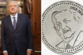 ¿Cuánto valen? AMLO aparece en monedas conmemorativas; se venden por Internet
