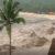 'Narda' causa estragos en Cabo Corrientes; el río se lleva al menos tres casas
